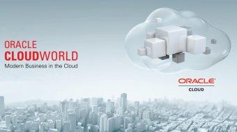 [Компанія CS одержала статус Oracle Cloud Standard]